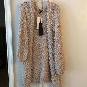 C. Luce cardigan sweater